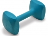 Plastic Dumbbell Product Photography