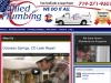 Kropmark helped create this WordPress website for Allied Plumbing.