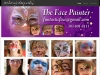 Responsive website design for The Face Painter.